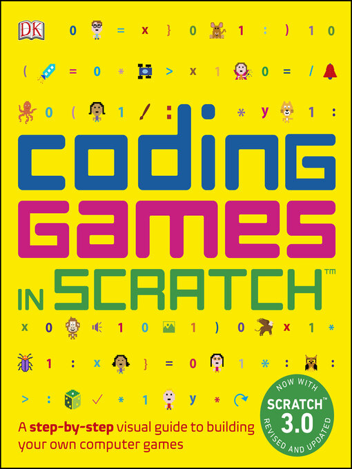 Title details for Coding Games in Scratch by Jon Woodcock - Wait list
